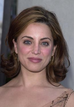 Alanna Ubach at the premiere of &quot;Legally Blonde.&quot;